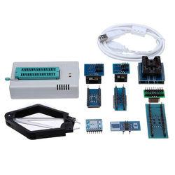TL866II Pro USB BIOS Universal Programmer Kit With 9 Pcs Adapter 1