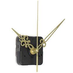 Gold Hands DIY Quartz Wall Clock Spindle Movement Mechanism 1